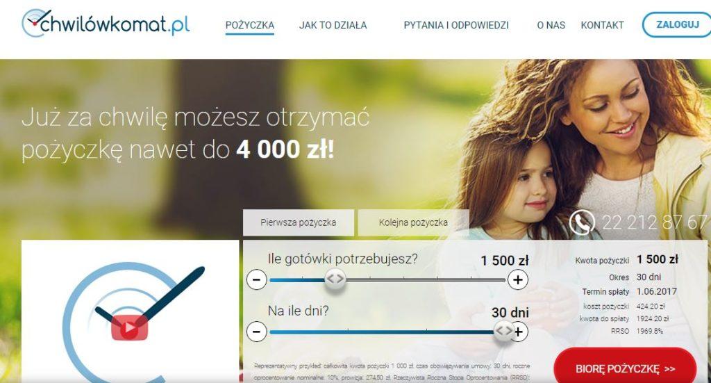 Prześwietlamy chwilówki - chwilowkomat.pl