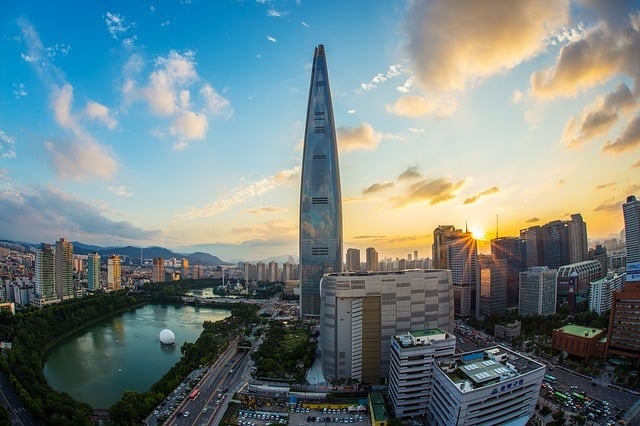 lotte world tower 1791802 640